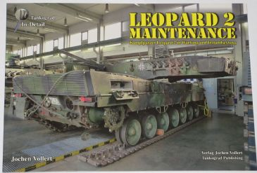 Leopard 2 - Maintenance, by Jochen Vollert